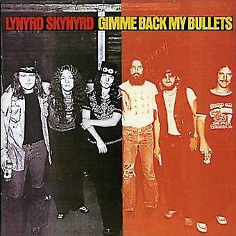 Lynyrd Skynyrd - importation USA Gimme Back My Bullets [CD]
