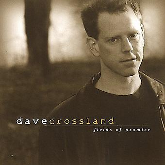 Dave Crossland - Fields of Promise EP [CD] USA import