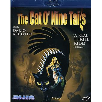 Cat O'Nine Tails [BLU-RAY] USA import
