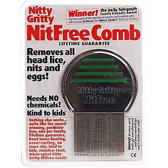 Nitty Gritty, Nit Free Comb, 1 unit