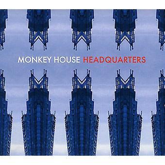 Monkey House - Headquarters [CD] USA import