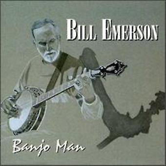 Bill Emerson - Banjo Man [CD] USA import