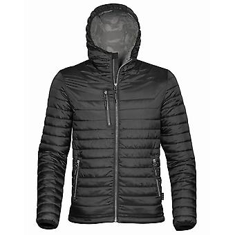 Stormtech Mens Gravity Hooded Thermal Winter Jacket (Durable Water Resistant)