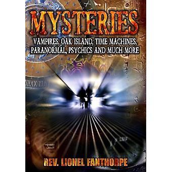 Mysteries-Vampires Oak Island Time Machines Psychi [DVD] USA import