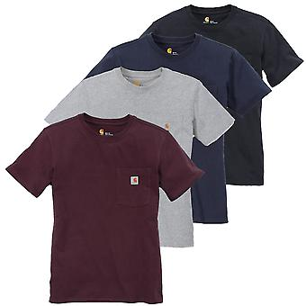 Carhartt T-Shirt donna Loose Fit Tasca a maniche corte pesante