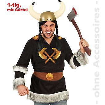 Wikinger Herrenkostüm Wikingertunika Hägar der Barbar Herren Kostüm