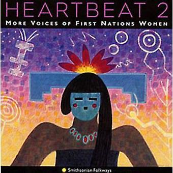 Pulsation - battement de coeur: Vol. 2-d'autres voix de la première importation USA Na [CD]