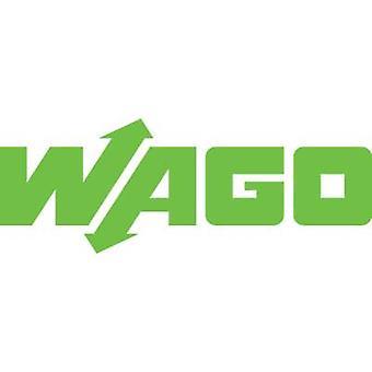 WAGO 2006-1207 PG Klemme 7,50 mm Zugfeder Konfiguration: Terre Green, Gelb 1 Stk.