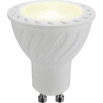 Basetech LED (monokrom) EEC A+ (A++ - E) GU10 5 W = 35 W Varm hvit (Ø x L) 50 mm x 57 mm 1 pc(er)