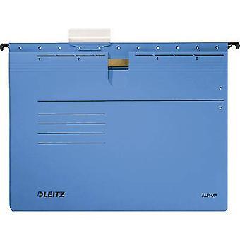 Leitz bolsillo de visualización de archivos Alpha A4 Blue 5 uds/pack 19843035 5 ud(s)