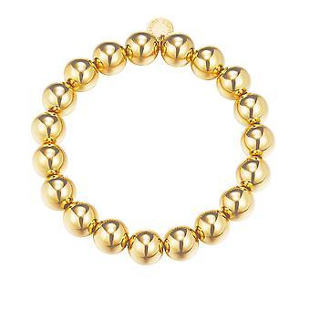 Esprit Steel Bold Spheres Gold  ESBR11655
