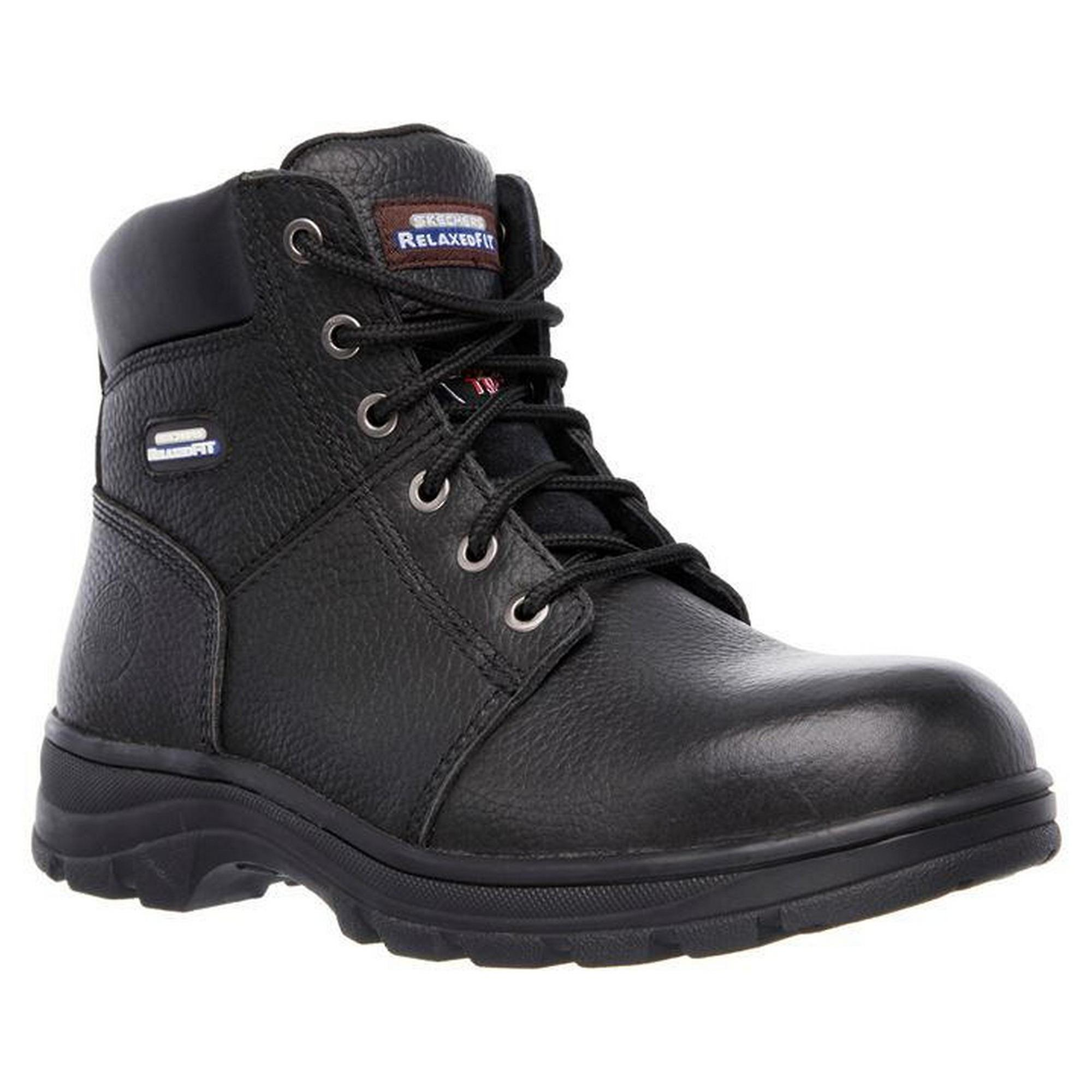 Skechers Mens Workshire Safety Boots