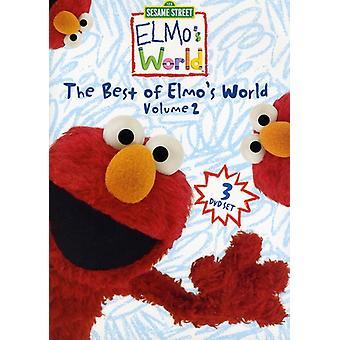 Sesame Street - Best of Elmos World 2 [DVD] USA import