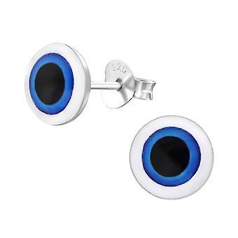Occhio - 925 Sterling Silver colorati orecchini - W19797X