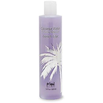 Primal Elements Coconut Water Body Wash French Lilac 300ml