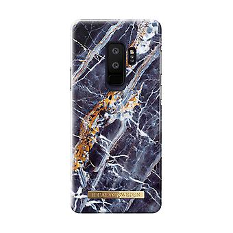 iDeal af Sverige Samsung Galaxy S9 plus-MIDNIGHT BLUE MARBLE