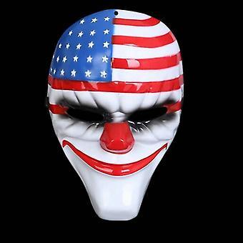 Clown Purge Maske maskiert Party Halloween-USA