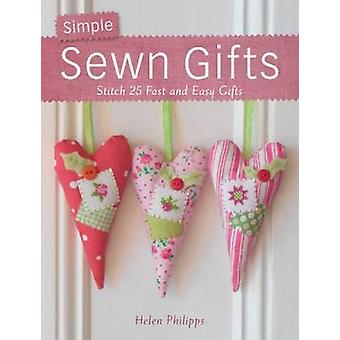 Простые сшитые подарки - стежок 25 Быстрый и легкий подарки Хелен Филиппс -