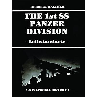 The 1st S.S.Panzer Division by Herbert Walther - 9780887401657 Book