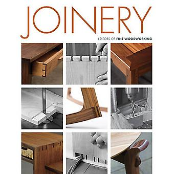 Joinery by Editors of  -Fine Woodworking - - 9781631864483 Book