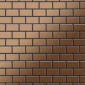 Metalowa mozaika z tytanu Alloy House-Ti-AB