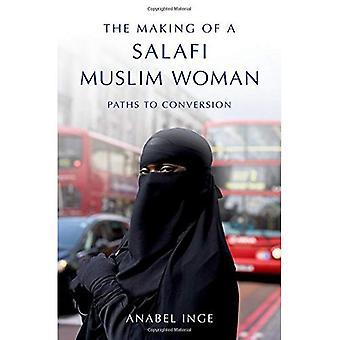 La realización de una mujer musulmana Salafi: caminos a la conversión