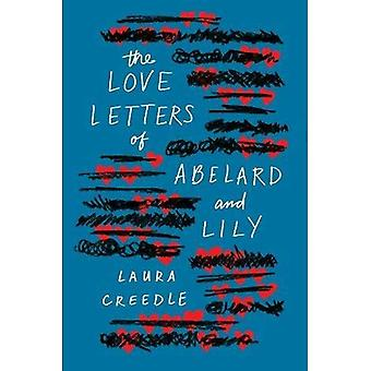 Kärlek bokstäver i Abelard och Lily