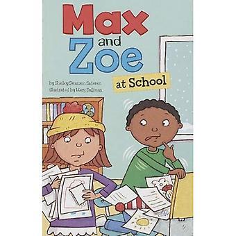 Max e Zoe na escola (Max e Zoe
