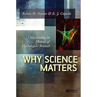 Waarom Science Matters: Inzicht in de methoden van het psychologisch onderzoek