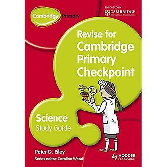 Cambridge rivedere primario per Checkpoint primario Science Study Guide