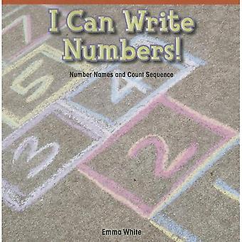 Je peux écrire des nombres!