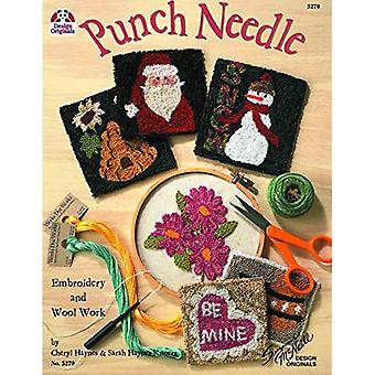 Punch Needle: Embroidery and Wool Work