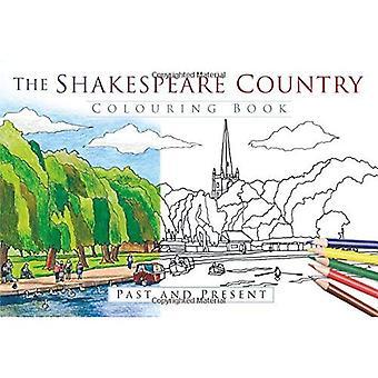 Den Shakespeare land Målarboken: Förr och nu