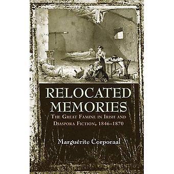Omplacerade minnen: Den stora hungersnöden i irländska och diasporan Fiction, 1846-1870 (Irish Studies)