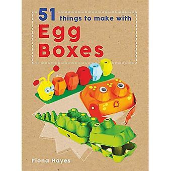 Donne rusé: 51 choses à faire avec des Cartons d'oeufs
