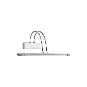 Ideal Lux - Bogen Nickel mittlere LED Bild leichte IDL007038