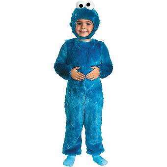 Sesame Street Cookie Monster Toddler Costume