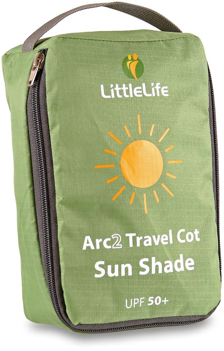 Littlelife Arc 2 Travel Cot parasol