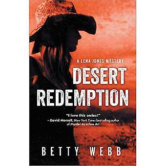 Desert Redemption (Lena Jones)