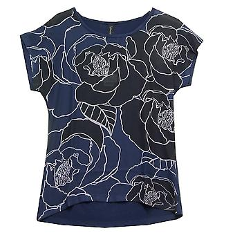 In Town Top 182478 Blue