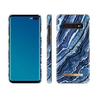 iDeal von Schweden Samsung Galaxy S10 +-Indigo Wirbel
