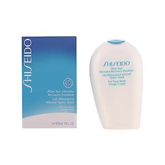 Shiseido po słońce intensywnie odzyskiwania emulsja 150 Ml Unisex
