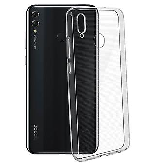 Coque Honor 8X Protection Souple Crystal Akashi - Transparent