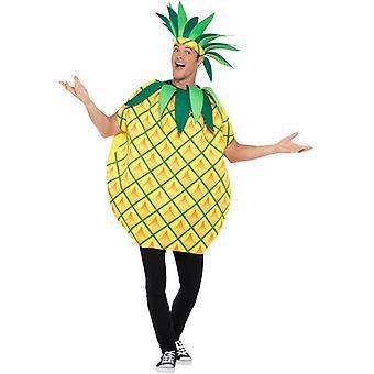 Ananas Costum Adult Unisex fructe Carnavalul Ananas Festival