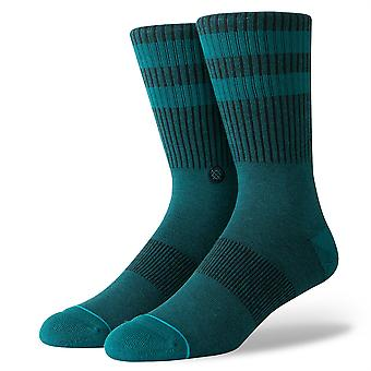 Stance Uncommon Solids Mens Socks ~ Joven green (size L)