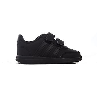adidas VS Switch 2 Infant Kids Kids Sports Trainer Zapato Negro