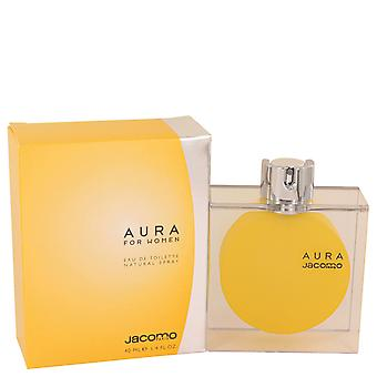 Jacomo Aura For Women Eau de Toilette 40ml EDT Spray