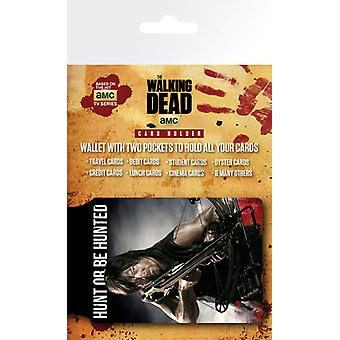 The Walking Dead Daryl Travel Pass / Oyster Card Holder