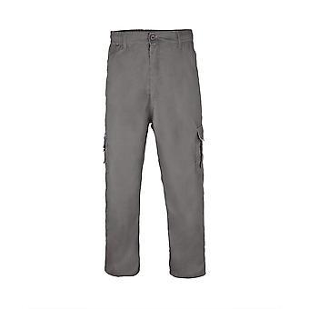 Pantaloni krisp multi-buzunar cargo