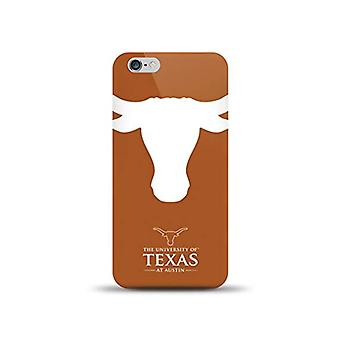 5 Pack -Mizco Sports NCAA Oversized Snapback TPU Case for Apple iPhone 6 / 6S (Texas Long Horns)